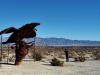 Metal Sculptures Borrego Springs, California