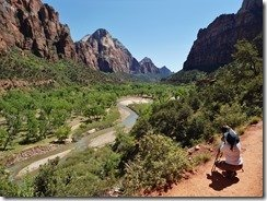 Zion - Virgin River