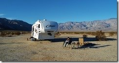 Borrego Springs - Boon-docking