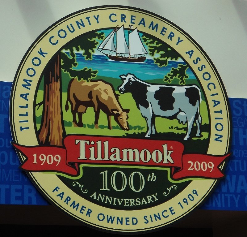 Touring the Tillamook Cheese Factory