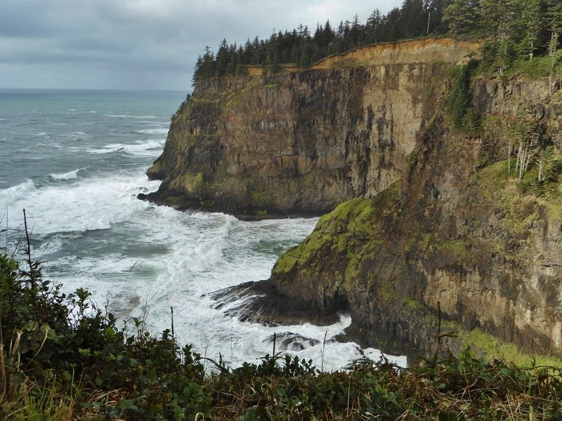 Touring the Three Capes Scenic Drive on the Oregon Coast